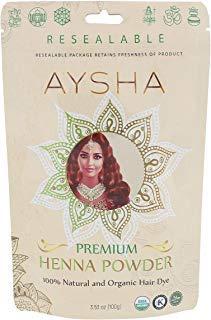 100% Pure Natural & Organic Premium Henna Powder ()
