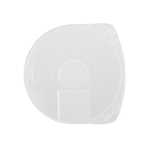 (Youngy 1Piece Replacement Clear Game Disc Storage Shell Case Cover PSP UMD Protective Box)