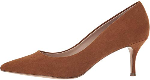 CHARLES BY CHARLES DAVID Women's Angelica Amber Microsuede 7.5 M US