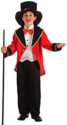 El Rey del Carnaval Disfraz de Presentador de Circo para niño ...