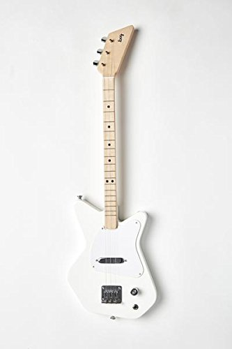 Loog Guitars Pro Electric Guitar (White Finish)