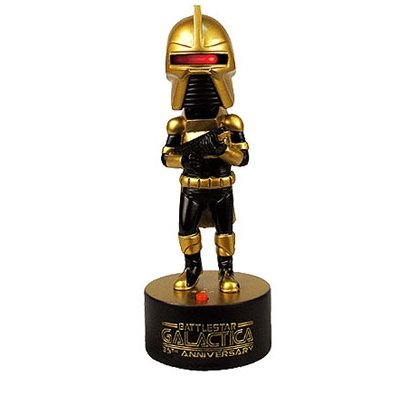 Battlestar Galactica Cylon Commander Bobble Head - for sale  Delivered anywhere in USA