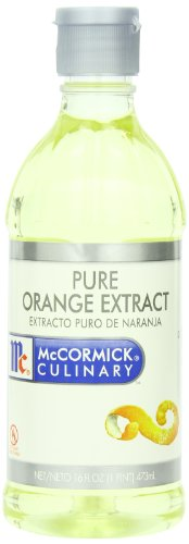 Mccormick Pure Orange, 16-Ounce (Lemon Pure Extract compare prices)