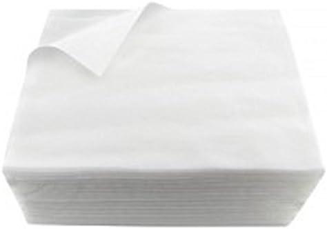 Serviette de toilette jetable 45x67cm Paquet de 10