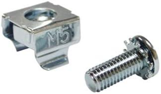 120 St/ücke Captive T Muttern Kit M3 M4 M5 M6 M8 gebaut Muttern Lautsprecher M/öbel Muttern 4 Pronged T Muttern f/ür Holzm/öbel