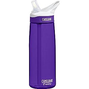 CamelBak Eddy Water Bottle, Iris, .75 L