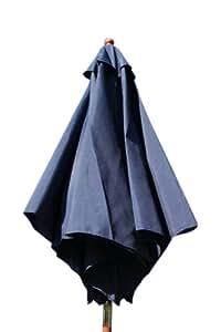 Sombrilla de jardín de 2 m de ancho de Olive Grove - Color azul