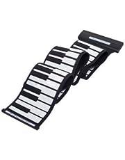 Elektronische Klavier-Tastatur aus Silikon mit 88Tasten für Kinder/Erwachsene