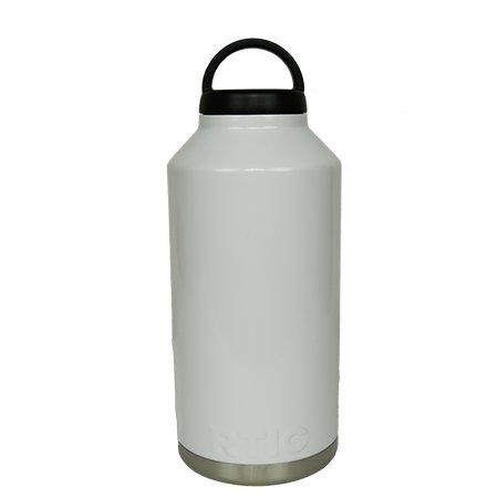 Rtic Stainless Steel Bottle (64oz), White