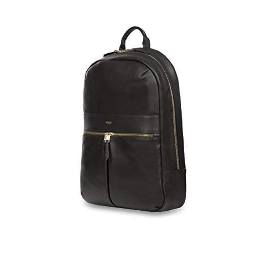 Knomo Luggage Women's Beaux Business Backpack, Black, One Size