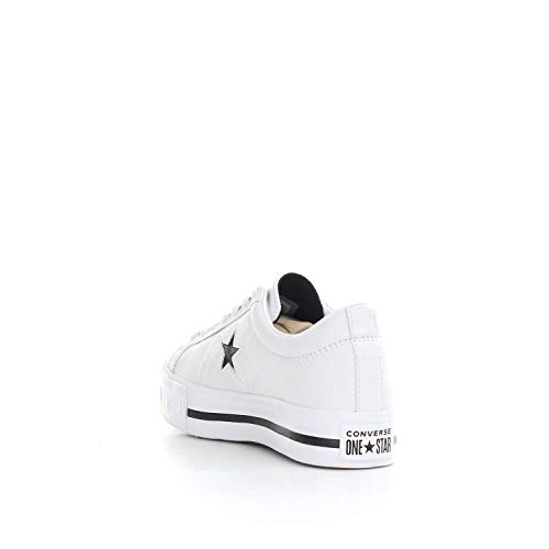 277233f27e70 Converse Shoes Woman Low Platform Sneakers 562735C ONE Star Platform ...