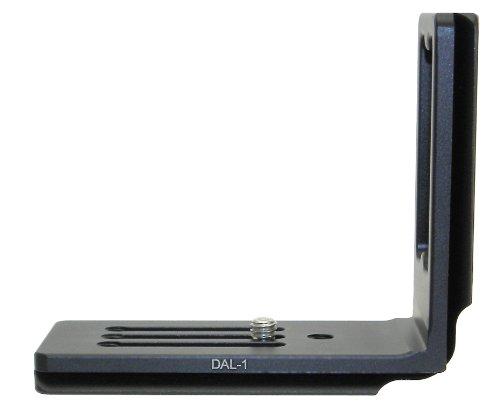 Desmond L Plate DAL-1 Quick Release Arca Swiss Compatible for Camera / Tripod Head