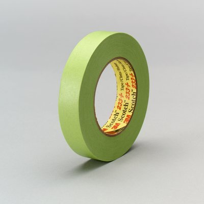 Scotch 26343 3 mm x 55 m 233+ Performance Masking Tape (Pack of 12) ()