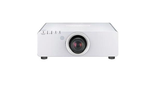 Amazon.com: Panasonic PT-DX800US 8,000 Lumens XGA DLP ...