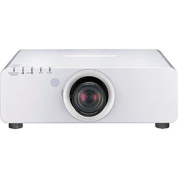Amazon.com: Panasonic pt-dx800us 8.000 lúmenes Proyector DLP ...