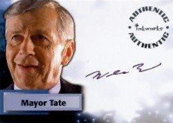 Smallville Season 3 A19 William B Davis Autograph Card