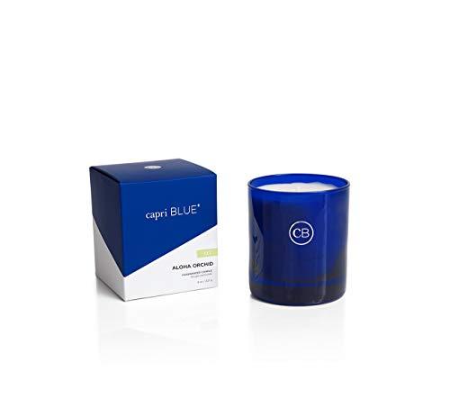 Capri Blue 7.5oz Chub Cup - Aloha Orchid