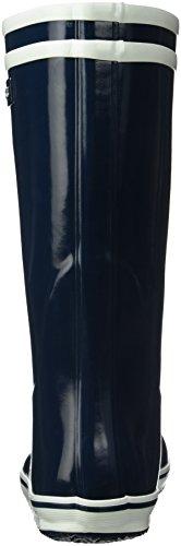 Aigle Malouine, Botas de Lluvia para Mujer Azul (Indigo)