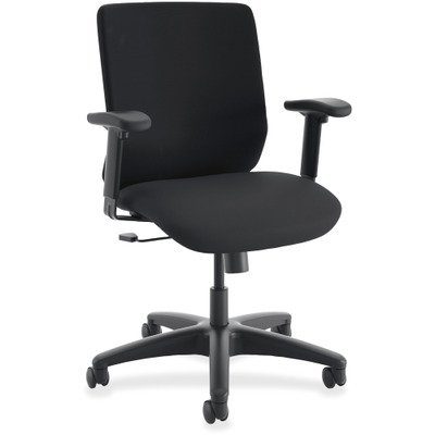 HON Mesh Task Chair – ComfortSelect Computer Chair with Adjustable Arms for Office Desk (B6)