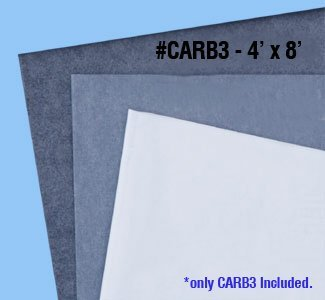 Carbon Transfer Paper - Giant Sheet - Black 48' X 96' The Winfield Collection