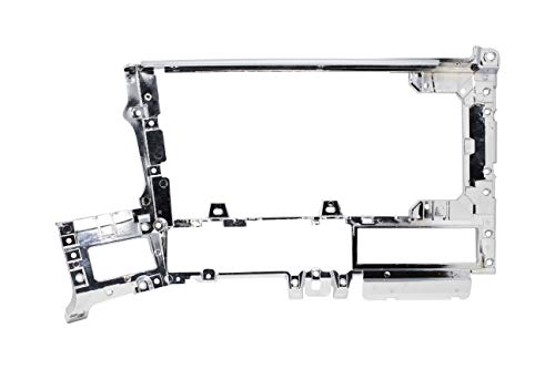 USA STAR Freightliner Dashboard Panel in Chrome - Tractor Trailer Valve Location - Replaces A18-34683-005