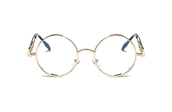 Metallo Degli Occhiali Gli Retro In Mirror Di 12 Da Stati Europa Rotondi E Riflettenti Sole Uniti Colore