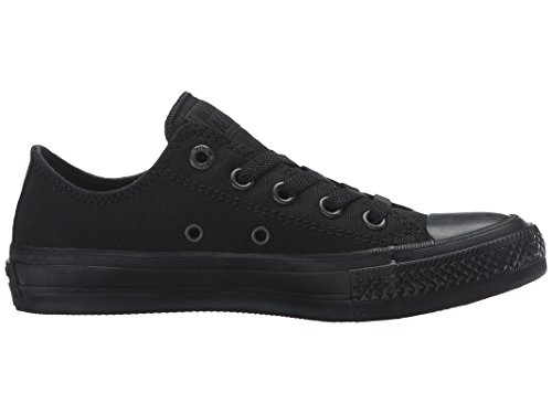 Converse CT All Star II Ox Junior's Casual Shoes Size US 5.5, Regular Width, Color Black - Juniors Casual Shoes
