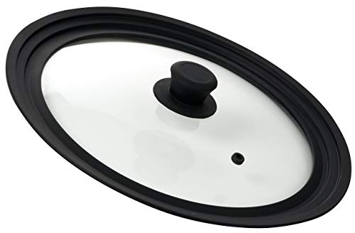 10 inch silicone lid - 7