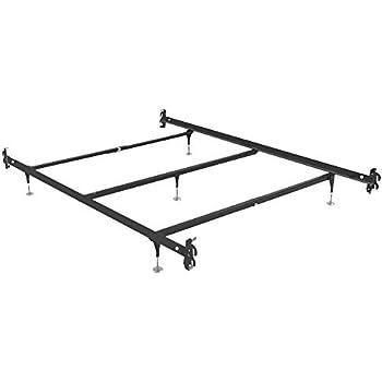 Amazon Com Leggett Amp Platt 81 Inch Bed Frame Side Rails