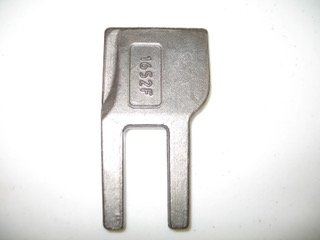 1652, DIRT GAUGE MD AUGER TOOTH (25) by Frost Auger