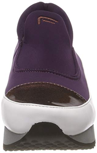 next2 Purple Fornarina Donna Sneaker Next2 Rosso yKwR84Uq