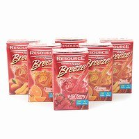 Boost Breeze Resource Drink, Variety Pack 8 oz (Resource Boost)