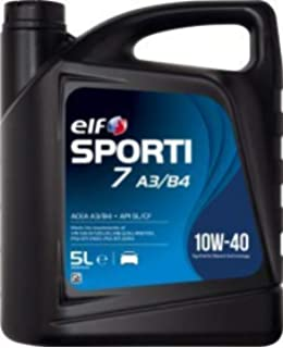 Elf - Aceite de Motor el Evolution 700 Turbo Diesel 10w40 ...