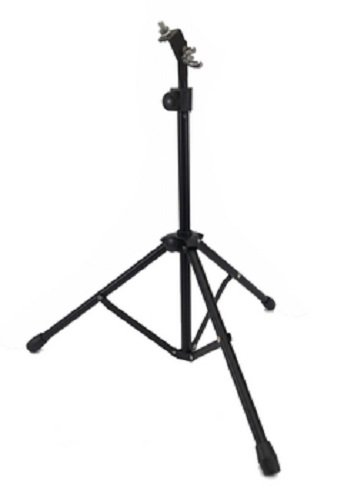 Practice Training Drum Pads Stand Adjustable 19-32'' Tripod Base