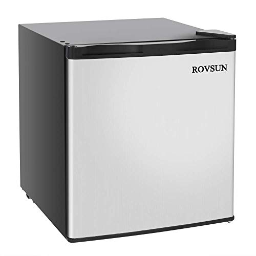 ROVSUN 3.0 CU.FT Upright Freezer with Reversible