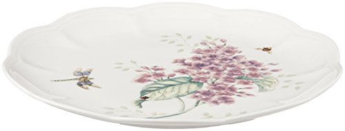 Lenox Butterfly Meadow Orange Sulphur Accent Plate ()