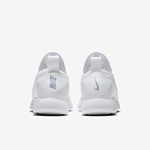 Nike Kvinders Lunarcharge Br Ankel-høje Løbesko Hvid / Lys Arsenal Blå-hvid UuTcpi