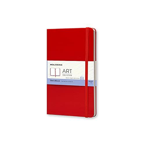 Moleskine Art Sketchbook cuaderno tapa dura 13x21 cm 104 pag