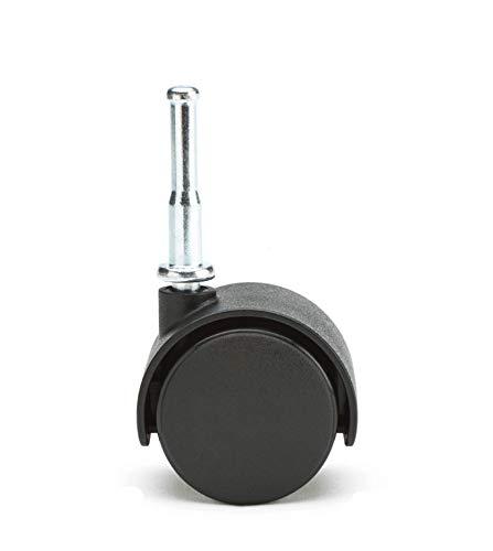 "SHOP-VAC Replacement 1"" Dual Wheel Caster (1 Caster Wheel) - 4201796"