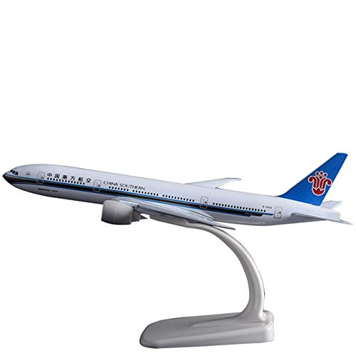 - BeesClover 20cm China Southern Airlines Model Airplane Southern B777 Airbus Airway Alloy Boeing 777 Aircraft Model Chinese Travel Gift Toys Show