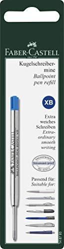Faber-Castell XB Ballpoint Pen Refill - Blue
