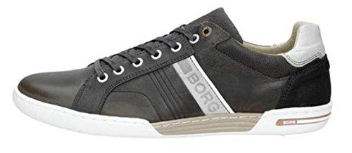 166a74330b4 Bjorn Borg Coltrane Nu TRM grijs Sneakers Heren Size 43 Grey: Amazon ...