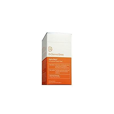 Dr. Dennis Bruto - Alpha Beta Peel - fórmula original (Piel Sensible) 30 Aplicaciones - Cuidado de la piel