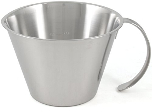 Cup Stainless Steel Measuring
