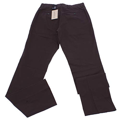 Man Grey 5428y Burberry Cotton Grigio Trouser Aged Look Pantalone Uomo qR8HCBw