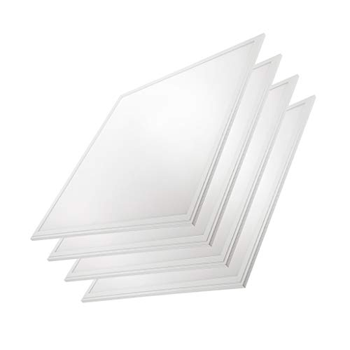 - 2x2 Panel Troffer Edge-Lit Flat (4 PACK) 24