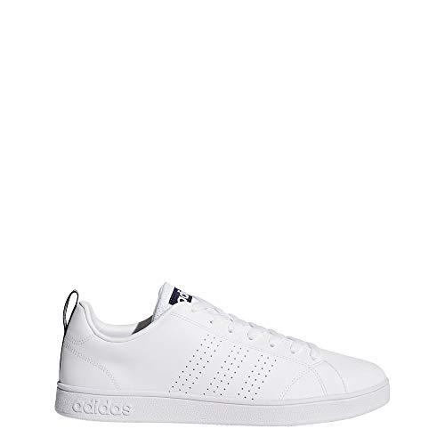 Adidas Y3 Shoes - adidas NEO Men's Advantage Clean VS Lifestyle Tennis Shoe,White/White/Collegiate Navy,10.5 M US