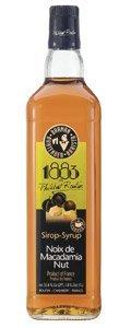 (1883 Routin Macadamia Nut Syrup - 1 Liter)