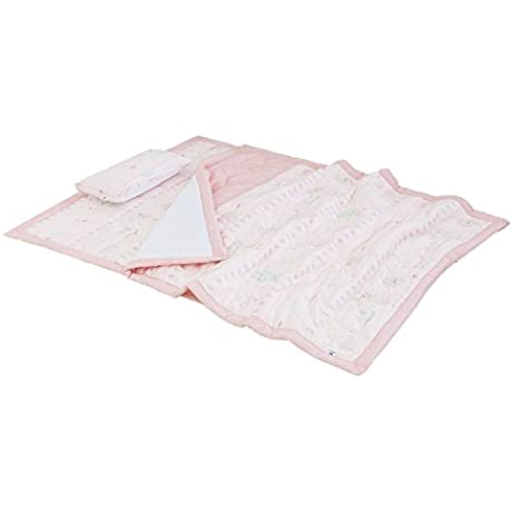 Shieldgreen Anti Radiation EMF Shielding Bedding Set Barney Pole Pink