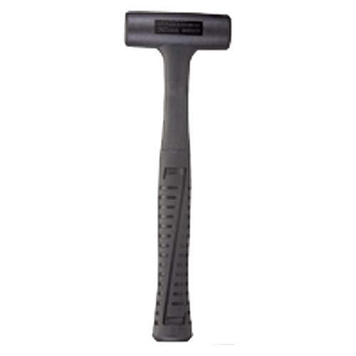Dead Blow Hammer - 16 oz Coated Steel Handle 11/2? Head Diameter (Pack of 5)